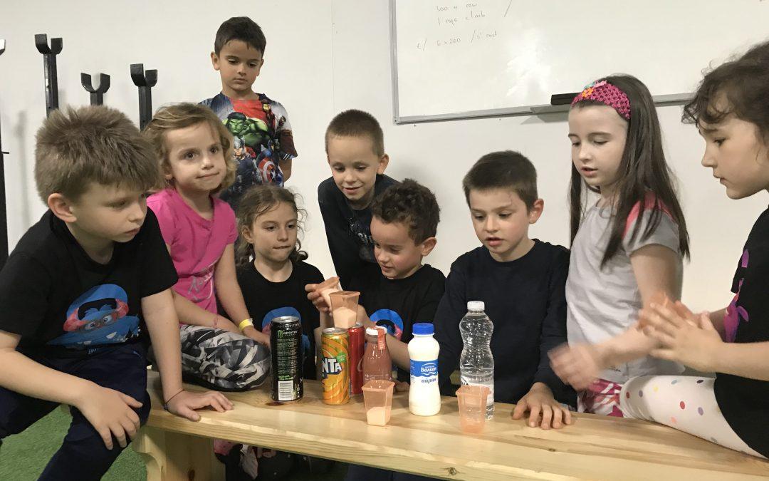 4 навика, които тъпчат децата с излишна захар