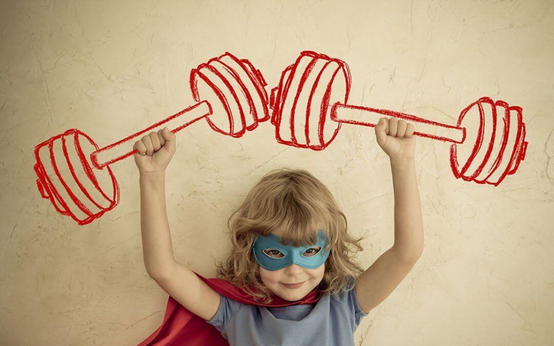 Тренировки в детска стая